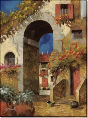 Затененная арка - Борелли, Гвидо (20 век)