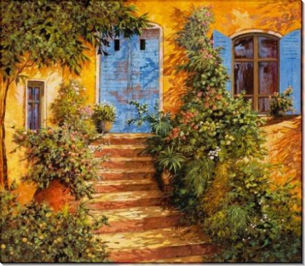Теплый оранжевый - Борелли, Гвидо (20 век)