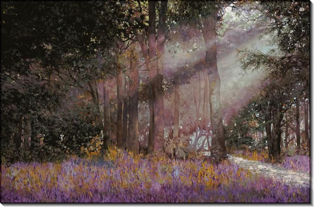 Лесной пейзаж - Борелли, Гвидо (20 век)