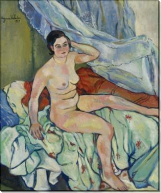 Обнаженная на краю кровати - Валадон, Сюзанна