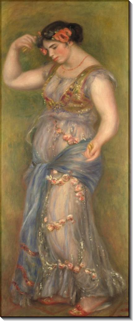 Танцовщица с кастаньетами - Ренуар, Пьер Огюст