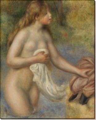 Купальщица - Ренуар, Пьер Огюст