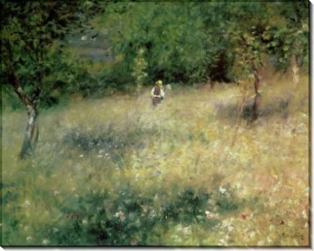 Весна в Шату - Ренуар, Пьер Огюст