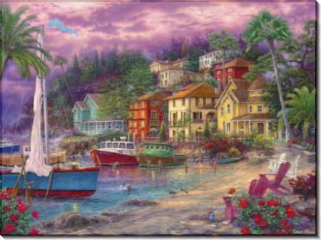 На Золотом берегу - Пинсон, Чак (20 век)