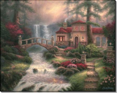 Водопад - Пинсон, Чак (20 век)