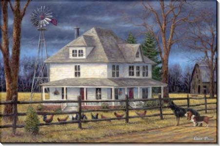 Ветер перемен - Пинсон, Чак (20 век)