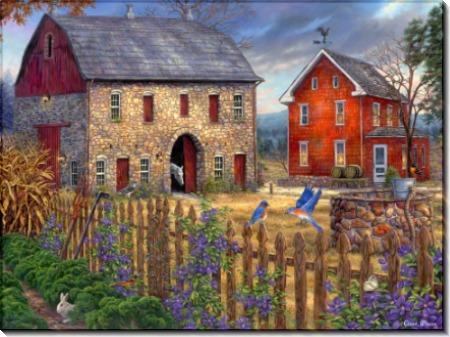 Песня голубых птиц - Пинсон, Чак (20 век)