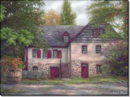 Дом в Салеме - Пинсон, Чак (20 век)