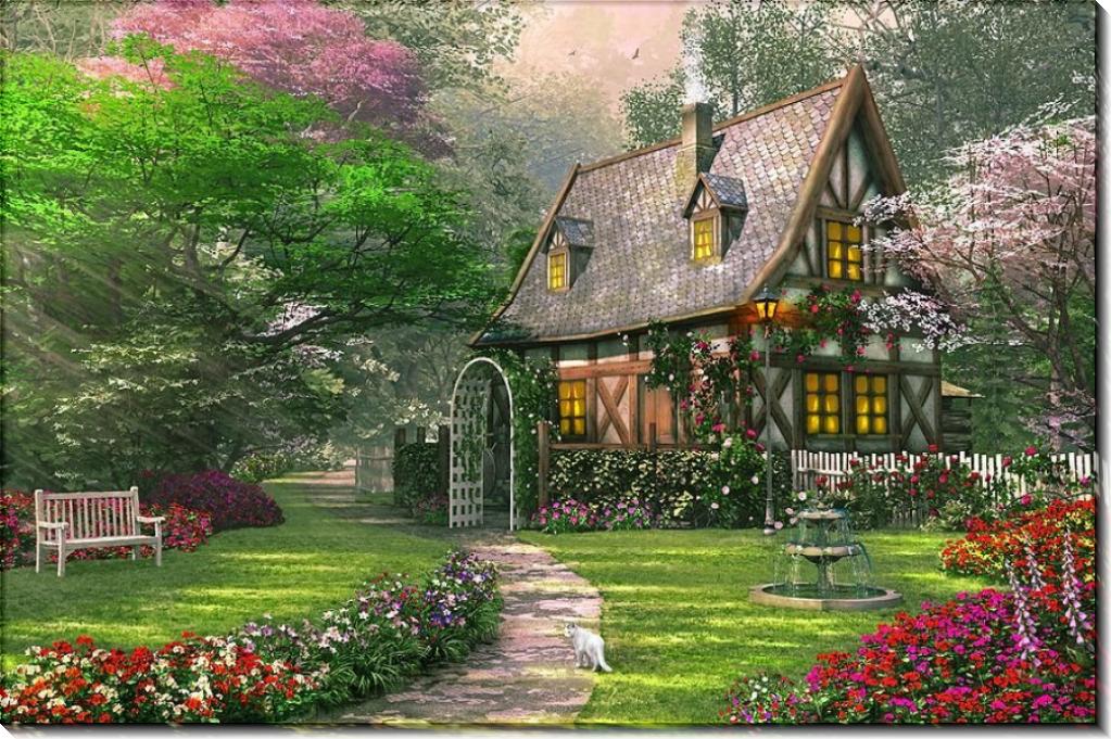 Дом у таманной тропы - Девисон, Доминик