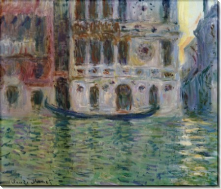 Палаццо Дарио, Венеция - Моне, Клод