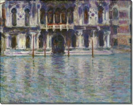 Палаццо Контарини, Венеция - Моне, Клод
