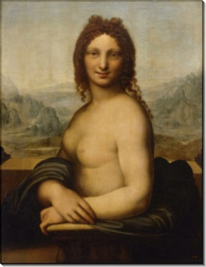 Обнаженная дама - Винчи, Леонардо да