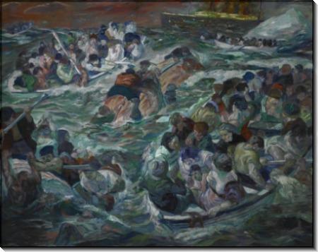 Крушение Титаника - Бекман, Макс
