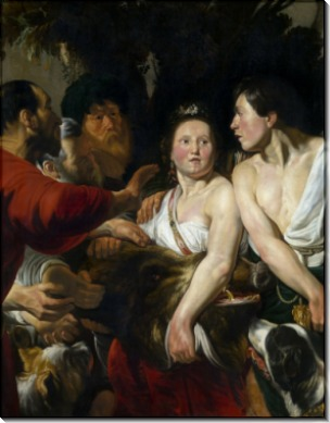 Мелеагр и Аталанта - Йорданс, Якоб