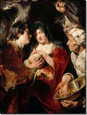 Искушение Марии Магдалины - Йорданс, Якоб