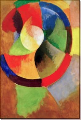Круговые формы, солнце №2 - Делоне, Роберт