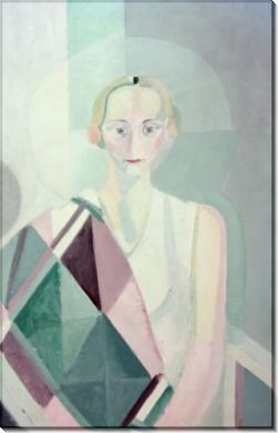 Портрет мадам Хайм - Делоне, Роберт