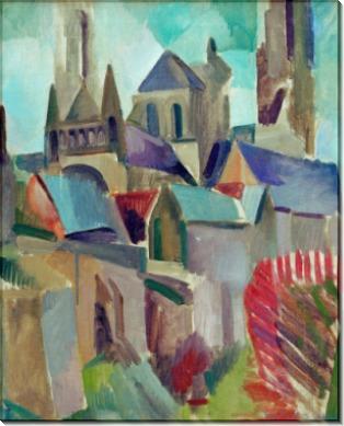 Башни в Лане - Делоне, Роберт