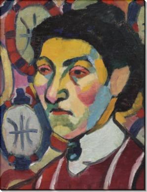 Портрет женщины - Делоне, Соня