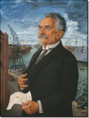 Сенатор Людвиг Ной - Дикс, Отто