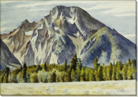 Гора Моран - Хоппер, Эдвард