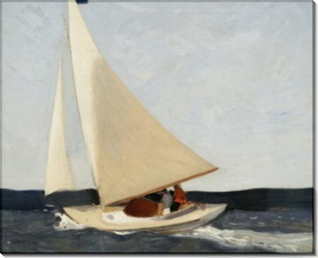 Плавание на яхте - Хоппер, Эдвард