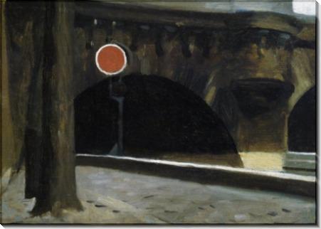 Мост в Париже - Хоппер, Эдвард