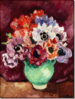 Цветочный букет в вазе - Вальта, Луи