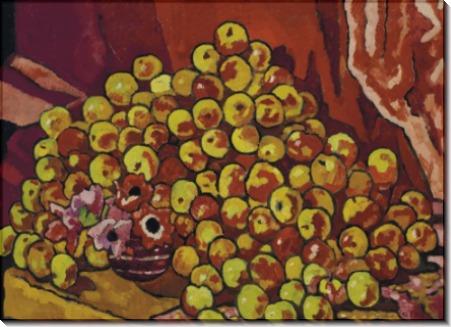 Урожай яблок - Вальта, Луи