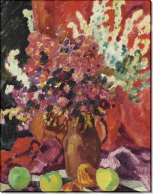 Цветы и фрукты - Вальта, Луи