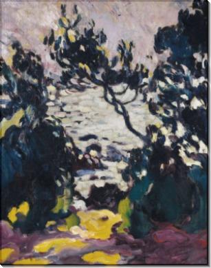 Деревья у моря - Вальта, Луи
