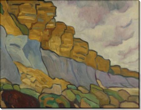 Скалистый пейзаж - Вальта, Луи