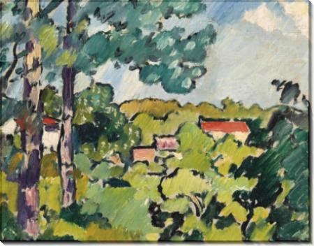 Деревня в Шуазеле - Вальта, Луи