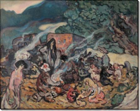 Цыганский табор - Вальта, Луи