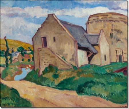 Дом с башней в Нормандии - Вальта, Луи