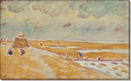 Палатка на пляже - Вальта, Луи