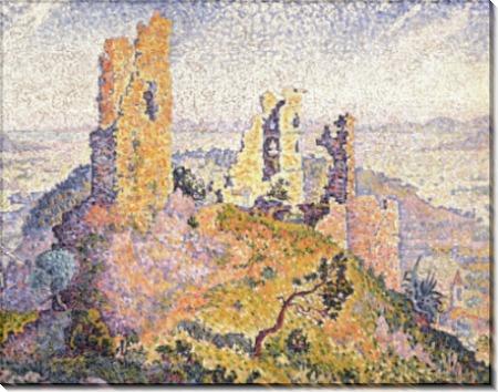 Руины в Гримо, Сен-Тропе - Синьяк, Поль