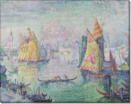 Венецианская лагуна - Синьяк, Поль
