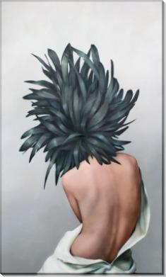 Девушка с черными перьями - Копии Эми Джадд
