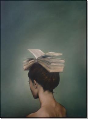 Девушка с книгой - Копии Эми Джадд