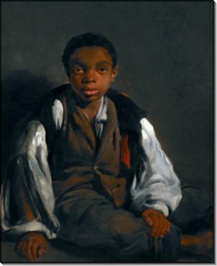 Чернокожий мальчик - Уоллис, Генри