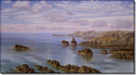 Южный берег Гернси - Бретт, Джон