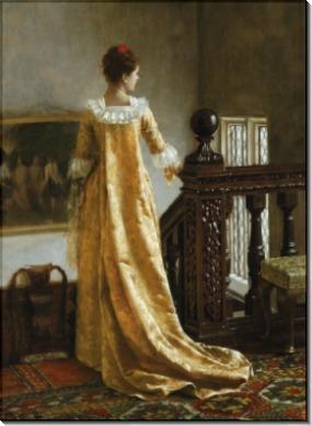 Золотистое платье - Лейтон, Эдмунд Блэр