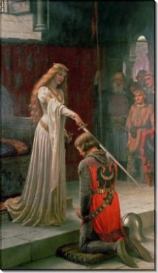 Посвящение в рыцари (Акколада) - Лейтон, Эдмунд Блэр