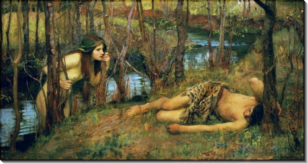 Наяда - Уотерхаус, Джон Уильям