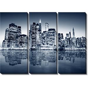 Картины из трех частей